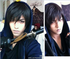 EXO Kris look alike by ambieshinee