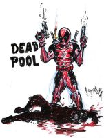 Dead Pool by AnimePOOPY
