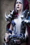 Death Knight Cosplay - World of Warcraft by emilyrosa