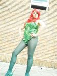 Poison Ivy Cosplay V by YutarnaThetys