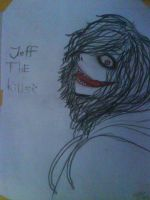 Jeff The Killer by mellisMellon