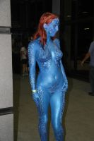 Mystique by VoiceofSupergirl
