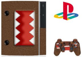 Domo Playstation 3 by thedominator277