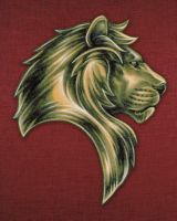 House Lannister Banner by Soapfish-Art