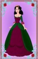 Next Generation Disney Princesses: Victoria by KatePendragon