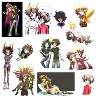 Homestuck_Doodles_7 by Myen-Nyan