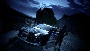 GT5 - New Nissan GT-R N24 by xTiiGeR