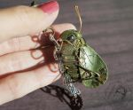 Mechanical Katydid 2 by colourful-blossom
