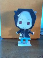 (Halloween) Prussia Papercraft by Riiload