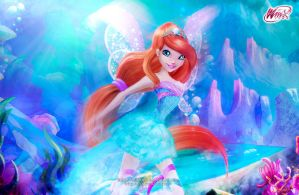 Bloom Harmonix Wallpapers by MishAir