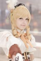 Tomoe Mami here by FirehawkCosplay