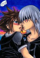 Never leave me again Riku... by Xx-Syaoran-kun-xX