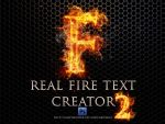 Real Fire Text Creator 2 by ArtoriusGothicus