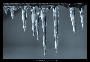 Teeth of the cold by Francois088