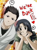 We're Back by fmabigfan