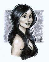 Donna Troy by BigChrisGallery