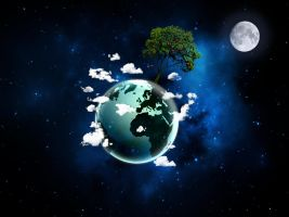Planet Tree by Pawnile