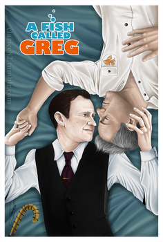 Mystrade - A Fish called GREG by RedPassion