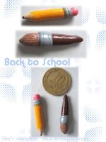 Back to school charms by Eliwi