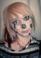 Makeup Challenge 4 by MindlessKitteh