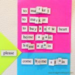 The Daily Magnet #25 by FridgePoetProject