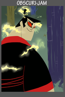 Obscuri-Jam: Mad Jack by Numa-Numa-Shadow