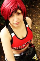 DoA 5 Mila Cosplay by wynn-aura