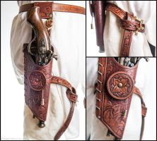 Renaissance Luxury Holster by Adhras