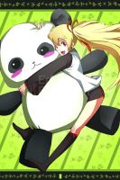 Panda Love by ediciones-babylon