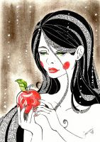 Snow White, Blood Red by Joe-00