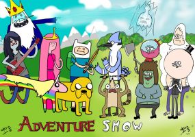 Adventure Show by kaeru-RNC
