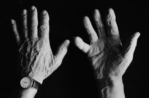 Grandpa's hands by idobranovic