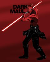 Dark Maul by Gait44