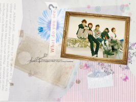 SHINee: 1 by theartquake