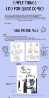 Tutorial: Quick Comics by R-Spanner