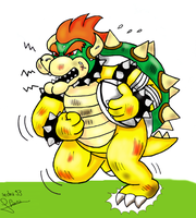 Bowser_Rugby by Sedna93