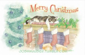 Christmas Card 2012 by joshmauser