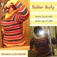 Ernie Sweater by dorothyinoz