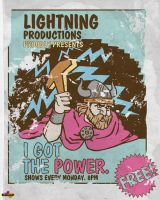 I Got The Power by donkolondoy