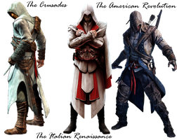 The Assassins of Old by Rodef-Shalom