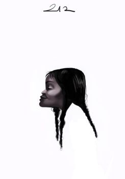 Azealia Banks by belizna