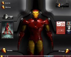Ironman by ptrcstn