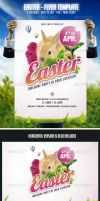 Easter - Flyer Template by DOMDESIGN