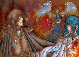 The Fall of Doctor Wallenstein by Hatress-Sama