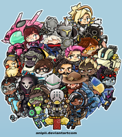 Choose Your Hero by anipii
