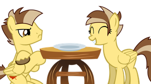 Maple Syrup and Delight (There was a Cake Here!) by Turdomino