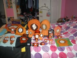 Kenny Collection Updated by SkunkyRainbow270