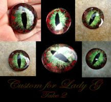 Custom for Lady G-Goddess 2 by LadyPirotessa