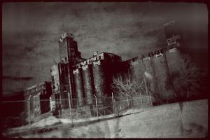 Abandoned Malt Factory by Lydia-distracted