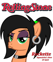 Rolling Stone by TheRockinStallion